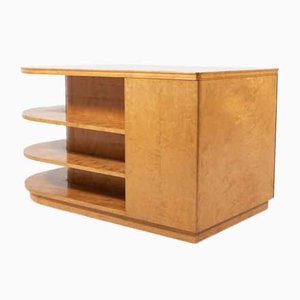 Sculptural Swedish Modern Desk by Axel Larsson for Bodafors