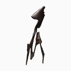 Skulptur aus Bronze von Chavigner