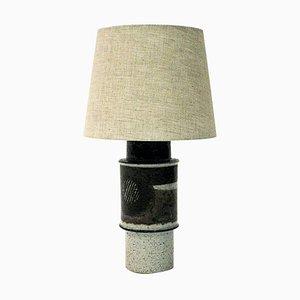 Vintage Ceramic Table Lamp by Inger Persson for Rörstrand, Sweden, 1960s