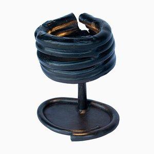 Lampada Tb-002 in bronzo di Studio Nicolas Erauw per Isa