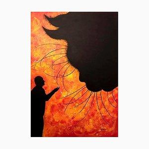 Salvatore Petrucino - Reverse - Painting - 2015