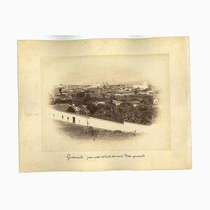 Ancient Views of S. Josè Di Guatemala - Vintage Print - 1880s by Madre