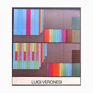 Luigi Veronesi - Abstract Composition - Lithograph - 1970s