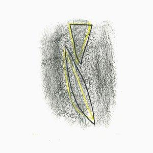 Nunzio Di Stefano - Firefly - Lithograph - 1985