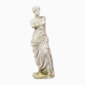 Estatua de jardín Venus De Milo, siglo XX