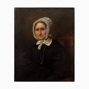 Louise Vaucorbeil Rang-Babut, Portrait of an Older Lady