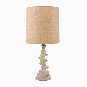 Lampe de Bureau Pebble en Porcelaine