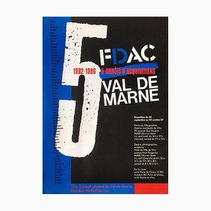 Fdac Val De Marne by Jean Widmer, 1987