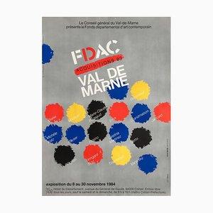Fdac Val De Marne by Jean Widmer, 1984