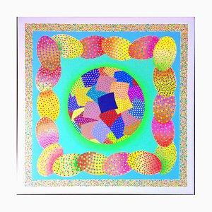 Oculus, Abstrakte Malerei, 2020