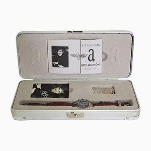 Vintage Elton John Wrist Watch from Boy London, Set of 4