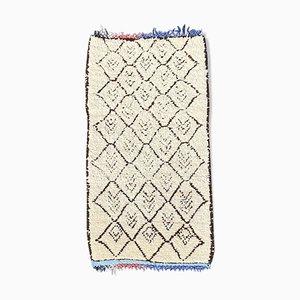 Kleiner Marokkanischer Wollteppich