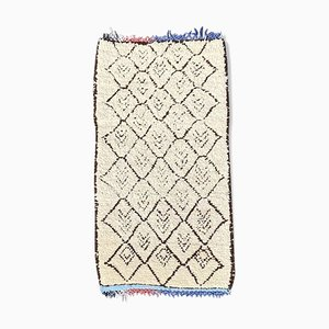 Small Moroccan Wool Rug