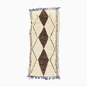 Moroccan Berber Beni Ourain Rug