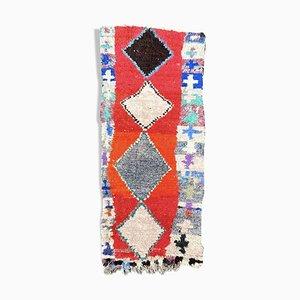 Berber Vintage Boucherouite Rug