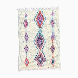 Marokkanischer Azilal Berber Wollteppich