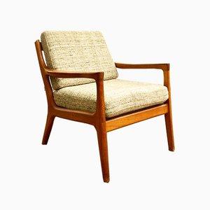 Mid-Century Scandinavian Teak Chair, 1960s