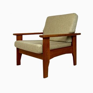 Danish Teak Lounge Chair, 1960s