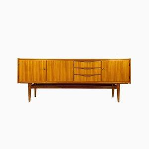 Dänisches Walnuss Sideboard, 1960er