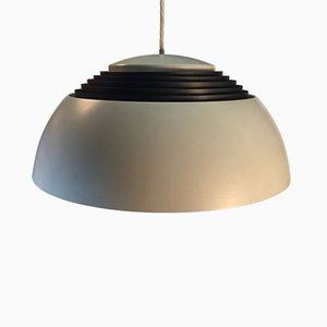 Lampada a sospensione grande Aj Royal di Arne Jacobsen per Louis Poulsen