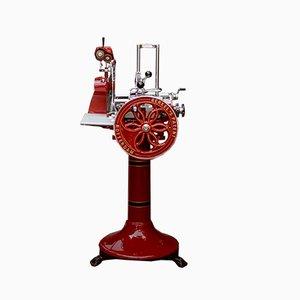Rote Modell H9 Schneidemaschine