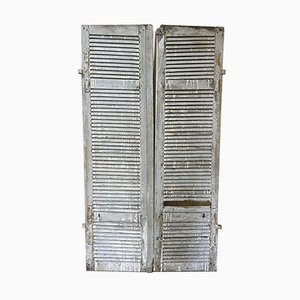 Fir Door Shutters, Set of 2