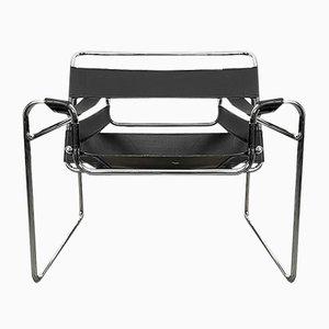 B3 Wassily Stil Stuhl, Italien, 1990er