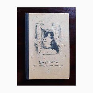 Posinsky, Book by Rudolf Grossmann, 1917