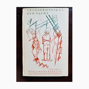Tragigrotesken der Nacht, Book Illustrated by George Grosz, 1920
