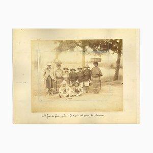 Unknown, Ancient Views of S .Josè, Guatemala, Photo, 1880s, Set of 2
