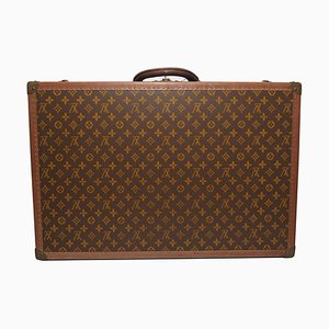 Valigia vintage di Louis Vuitton, inizio XX secolo