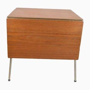 Vintage Teakholz FH 3601 Esstisch von Arne Jacobsen für Fritz Hansen