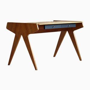 Deutscher Schreibtisch von Helmut Magg für WK Möbel, 1950er