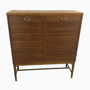 Mid-Century Danish Teak Executive Cabinet