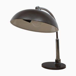 Vintage Model 144 Desk Lamp by H. Busquet for Hala