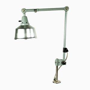Lampe de Bureau d'Architecte Articulée Vintage par Curt Fischer pour Midgard