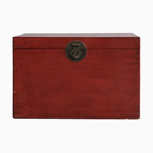 Red Lacquer Pine Trunk