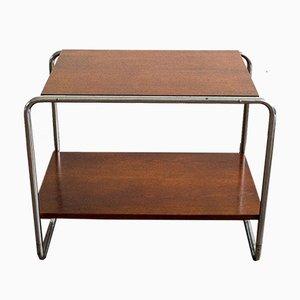 Table Console Modèle B12 par Marcel Breuer, 1930s