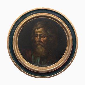 San Girolamo, Neapolitan School, 1600s, Oil on Canvas