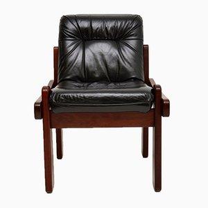Vintage Esstisch & Stühle von Sergio Rodrigues, 1970er, 7er Set
