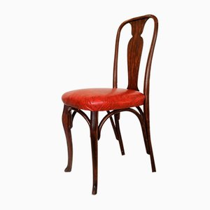 Model Glaris Chairs from Horgen Glarus, 1915, Set of 4