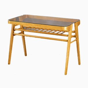 Vintage Console Table by Frantisek Jirak for Tatra