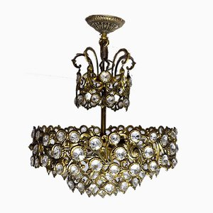 Spanish Chandelier by Ernst Palme for Palwa, 1960s