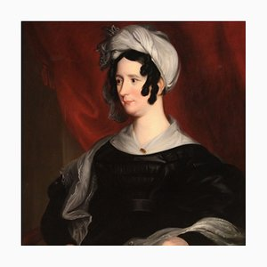 Frauenbildnis, 19. Jahrhundert