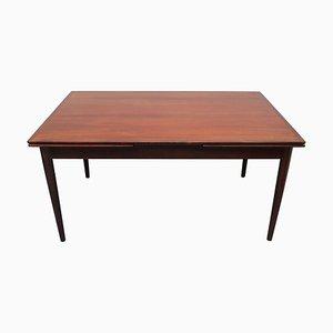 Danish Rosewood Table from Hornslet Møbelfabrik, 1960s