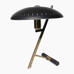 Lámpara de mesa Z Mid-Century de Louis Kalff para Philips, años 50