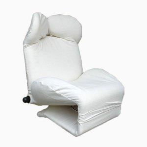 Modell 111 Wink Sessel von Toshiyuki Kita für Cassina, 1980er