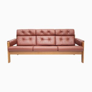 Leather 3-Seater Sofa from Ekornes