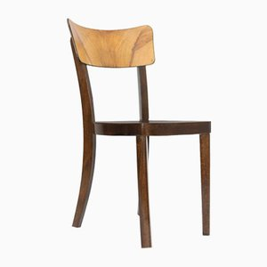 Finnische Art Deco Stühle, 4er Set