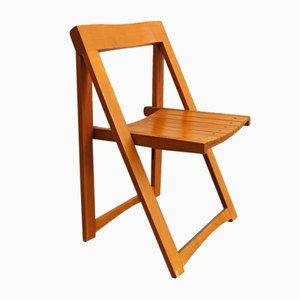 Chaise Pliante Vintage par Aldo Jacober